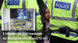 22 morts dont plusieurs enfants dans un attentat à Manchester- le groupe Etat islamique revendique l'attaque 2