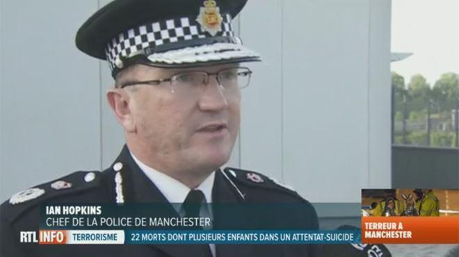 Attentat à Manchester- les autorités britanniques soupçonnent Salman Abedi d'être l'auteur de l'atrocité de la nuit dernière 1