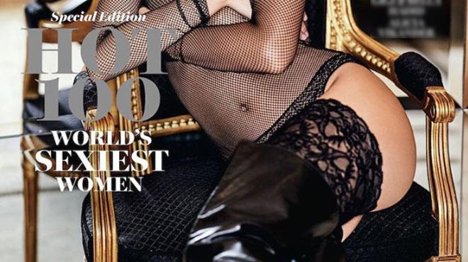 La femme la plus sexy du monde est…
