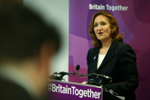 GB l'Ukip accuse May de porter