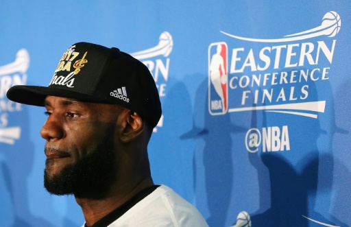 Basket - NBA - LeBron James devient le meilleur marqueur de l'histoire des playoffs