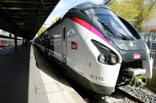 Les TGV vont devenir… des inOui — SNCF
