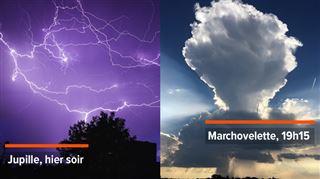 Les orages offrent un spectacle éblouissant- vos plus belles PHOTOS 3