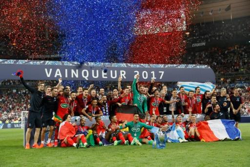 Le PSG remporte sa 11e Coupe de France — France