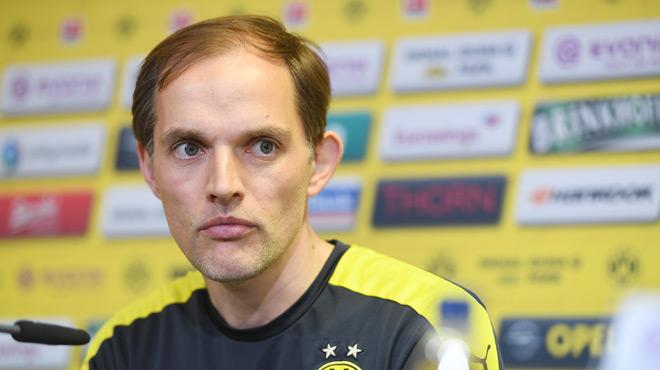 C'est fini pour Tuchel ! (officiel) — Dortmund