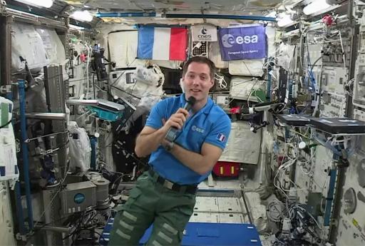 Retour sur Terre réussi pour Thomas Pesquet: l'astronaute raconte son retour