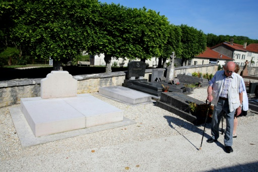 Tombe du Général de Gaulle. L'auteur du vandalisme dit regretter les faits