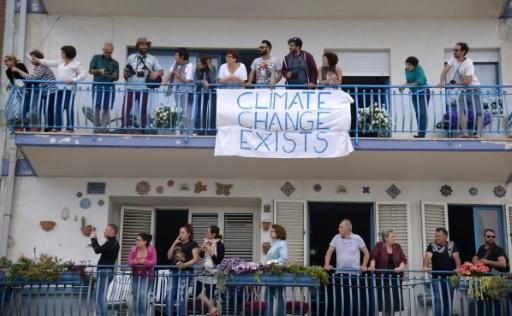 Trump annonce le retrait des Etats-Unis de l'accord de Paris — Climat