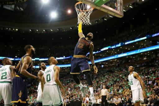 Finale NBA. Golden State prend les devants