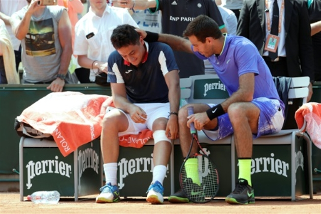 Monfils, dernier Français, éliminé par Wawrinka — Roland-Garros