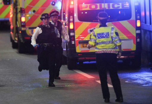 Le point à 13 heures — Attentat de Londres