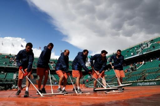 Nadal, Murray et Wawrinka en demie, Djokovic out — Roland-Garros