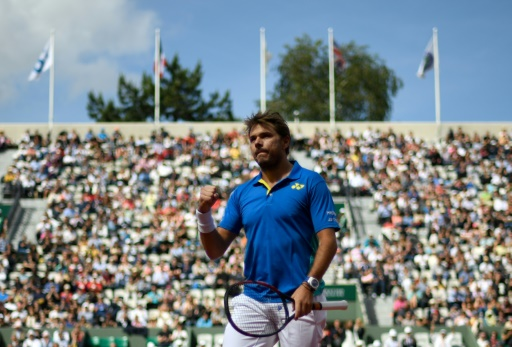 Tennis - Wawrinka :