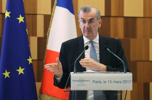 La banque de France optimiste mais realiste — Croissance economique