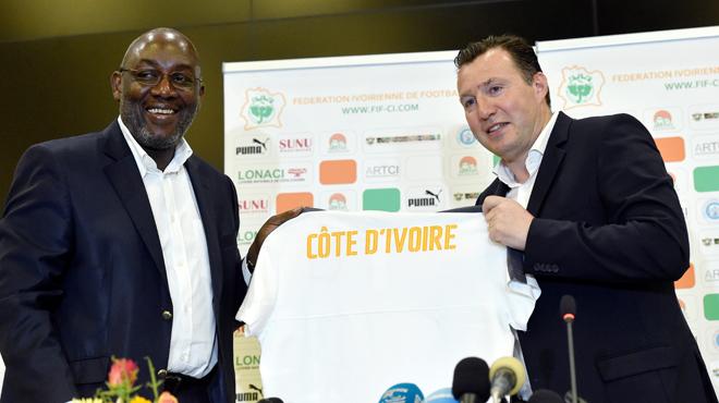 Marc Wilmots très attristé par la mort de Tioté — Afrique Côte d'Ivoire