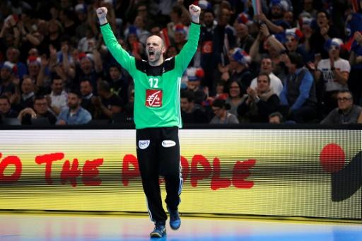 Vincent Gérard rejoindra le PSG... dans 2 ans — Hand