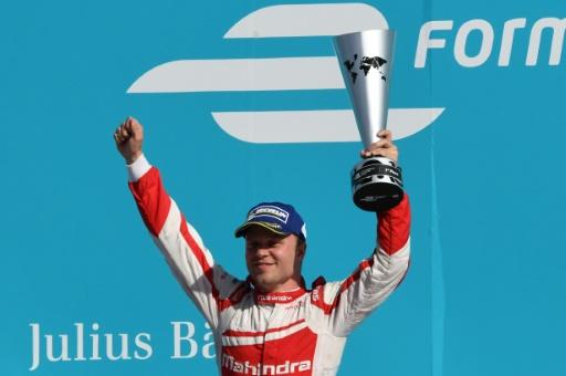 Fe - Buemi disqualifié de l'ePrix de Berlin