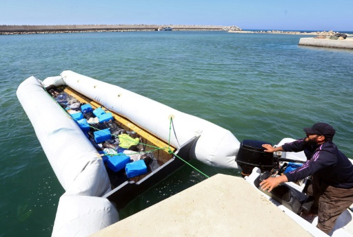 10 cadavres de migrants retrouvés après un naufrage au large — Libye