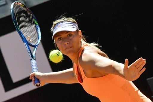Blessée, Maria Sharapova manquera le troisième Grand Chelem de la saison — Wimbledon