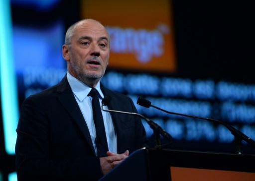 Stéphane Richard brigue un troisième mandat — Orange
