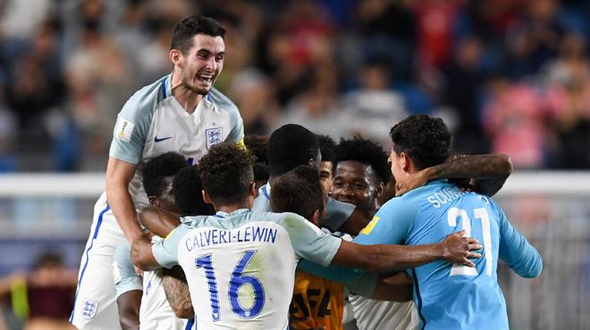 L 39 angleterre remporte la coupe du monde de football des moins de 20 ans rtl sport - Coupe du monde moins de 19 ans ...
