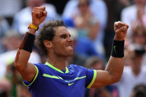 Rafael Nadal illumine Roland Garros