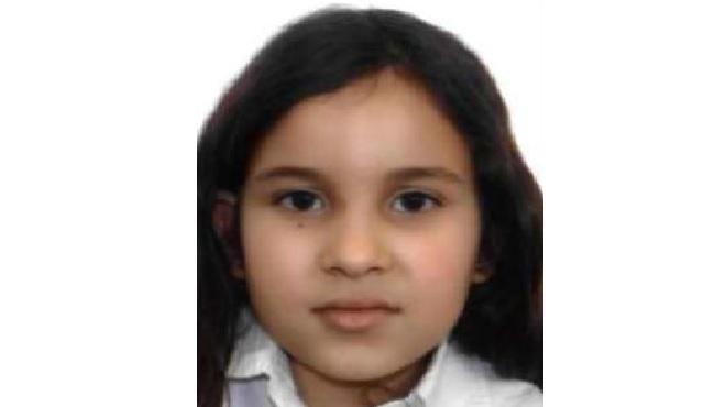 Avis de disparition pour Jihane, 6 ans — Anderlecht