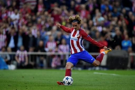 Espagne: Griezmann prolonge à l'Atletico Madrid jusqu'en 2022
