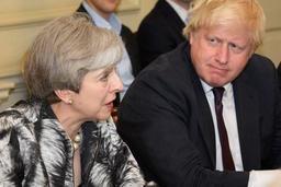Brexit - Des ministres de May et le Labour discutent d'un Brexit