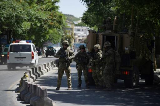 Le Pentagone va trancher sur un renfort américain — Afghanistan
