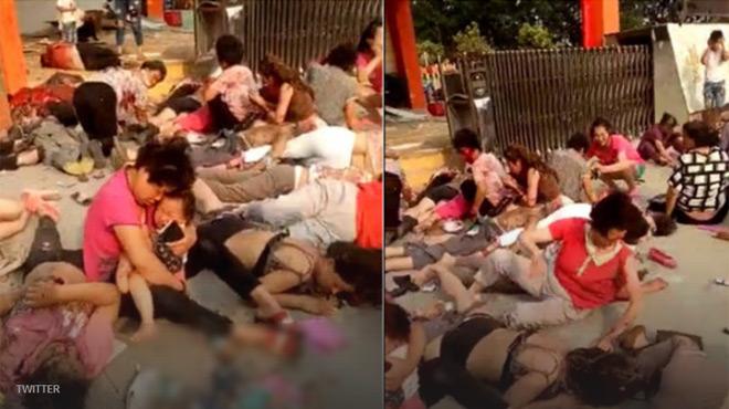 Chine : Une explosion devant une école maternelle fait au moins 7 morts