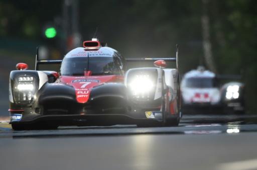 Porsche remporte les 24 Heures du Mans pour la troisième année consécutive