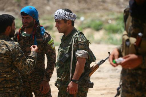 Washington déploie un système d'artillerie sophistiqué dans le sud syrien