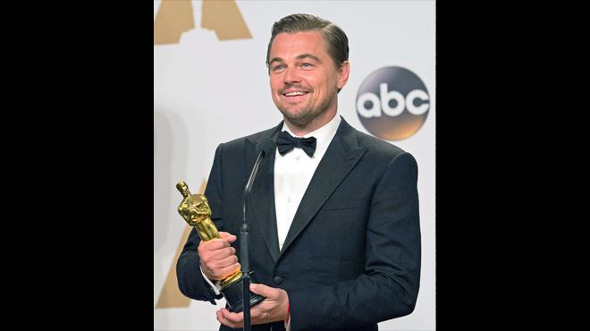DiCaprio rend des cadeaux liés à une affaire de corruption