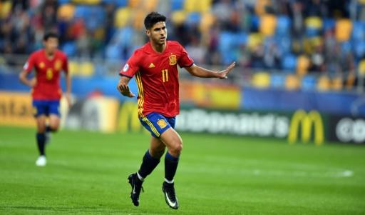 Le but de Guedes avec le Portugal — Euro Espoirs