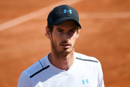 Tennis: Murray sorti dès le premier tour au Queen's