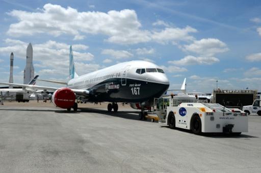 Boeing annonce le 737 MAX 10 au Bourget 2017 — En vidéo