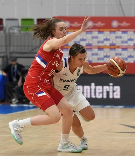 Les Françaises commencent l'Euro par une victoire à l'arraché — Basket