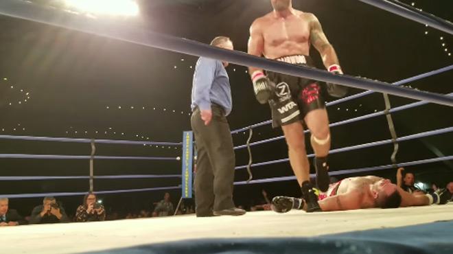 Canada : Un boxeur est mort après un KO