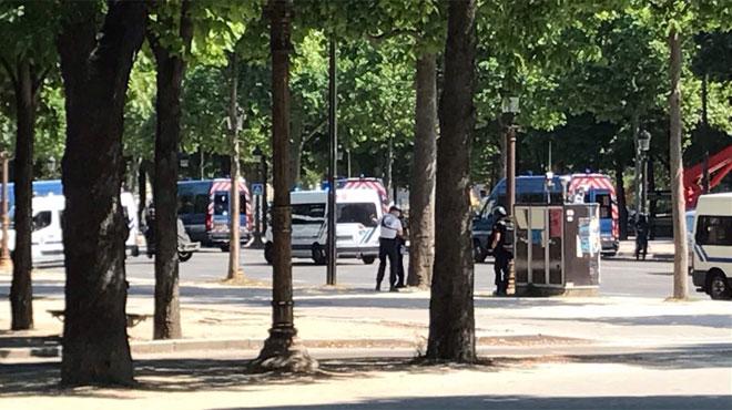 Champs-Élysées : le terroriste avait prêté allégeance à Daech