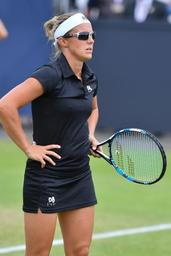 WTA Majorque - Kirsten Flipkens contre la Luxembourgeoise Mandy Minella mardi au 1er tour