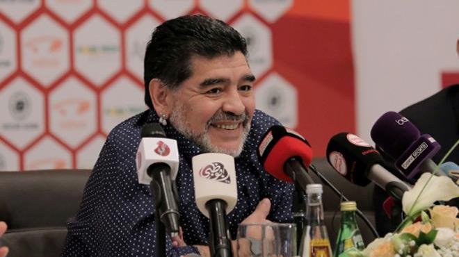 Diego Maradona préfère Messi mais