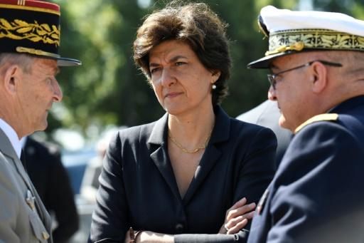 Sylvie Goulard, ministre des Armées, quitte le gouvernement — Affaire Modem
