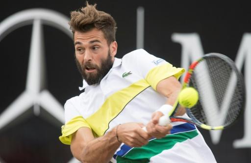 Tennis Paire surclassé par Mayer à Halle