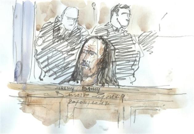 Filière djihadiste: jusqu à 28 ans de prison