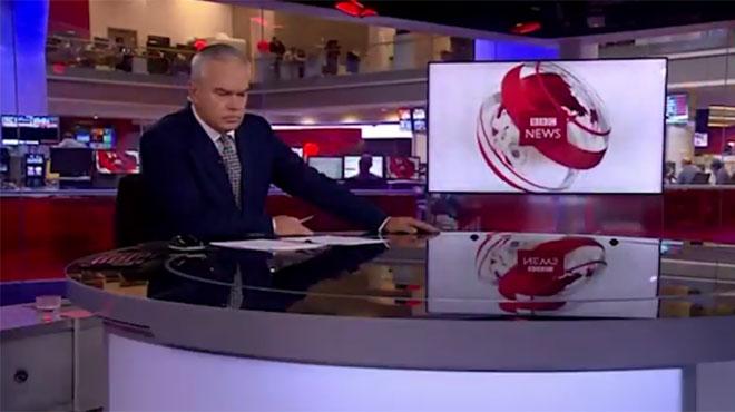 La BBC victime d'un incroyable, interminable (et hilarant) bug technique