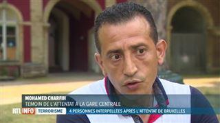L'intervention de Mohamed a peut-être sauvé des dizaines de vies lors de l'attentat à Bruxelles 4