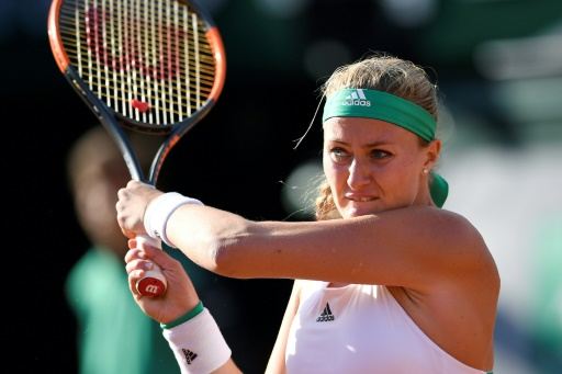 Kristina Mladenovic éliminée en quarts par Kvitova — Birmingham