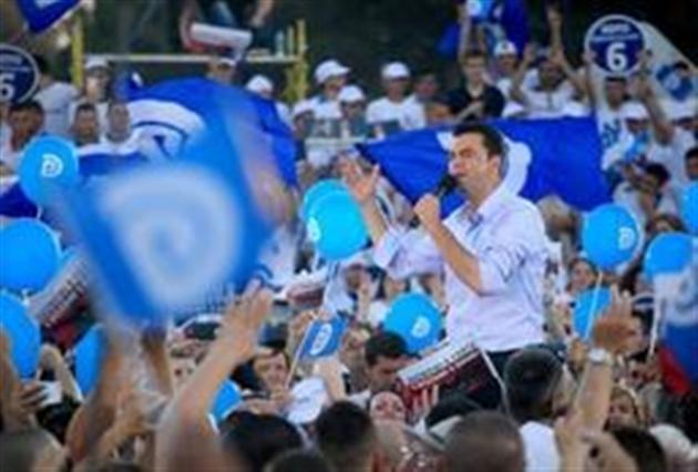 Premiers signes de victoire du Premier ministre Rama — Législatives en Albanie