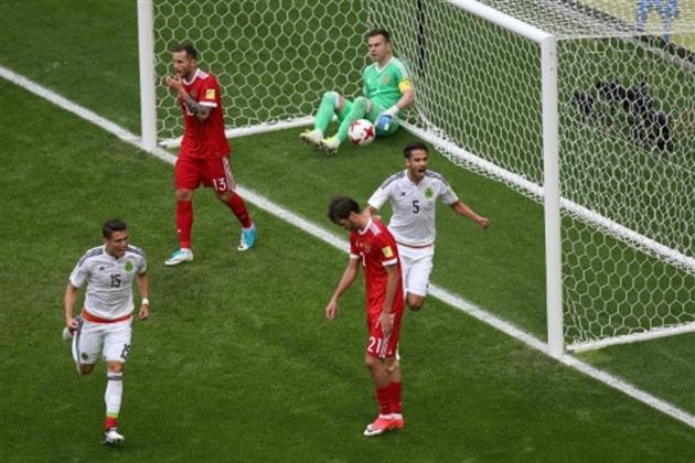 Coupe des Confédérations : le Chili est en finale !